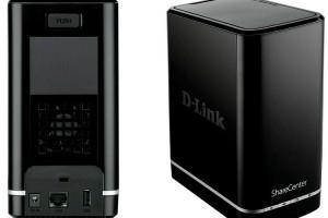 NAS D-Link-DNS-320L
