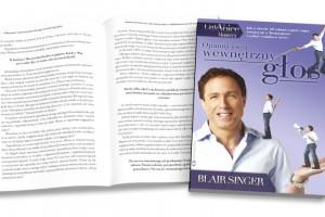 Skład książki Opanuj swój wewnętrzny głos