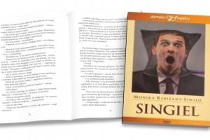 Łamanie tekstu książki Singiel