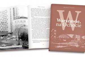 Opracowanie graficzne książki W Warszawie na Ochocie