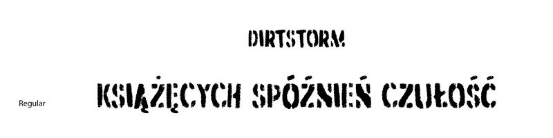 font-dirtstorm-2-1x