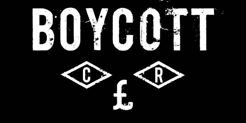 font-boycott-1-1x