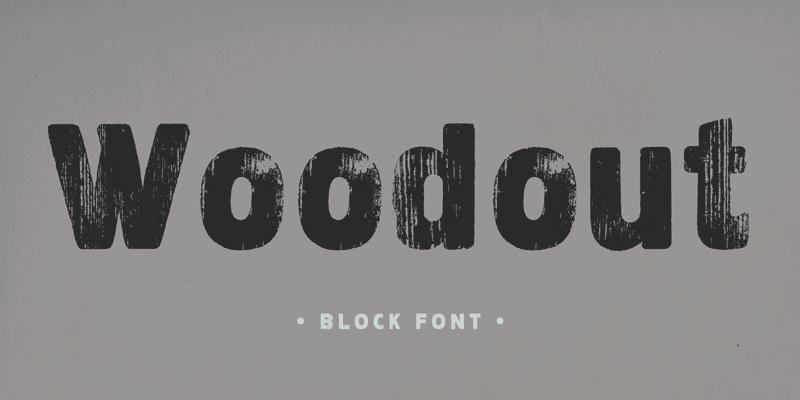font-woodout-1-1x