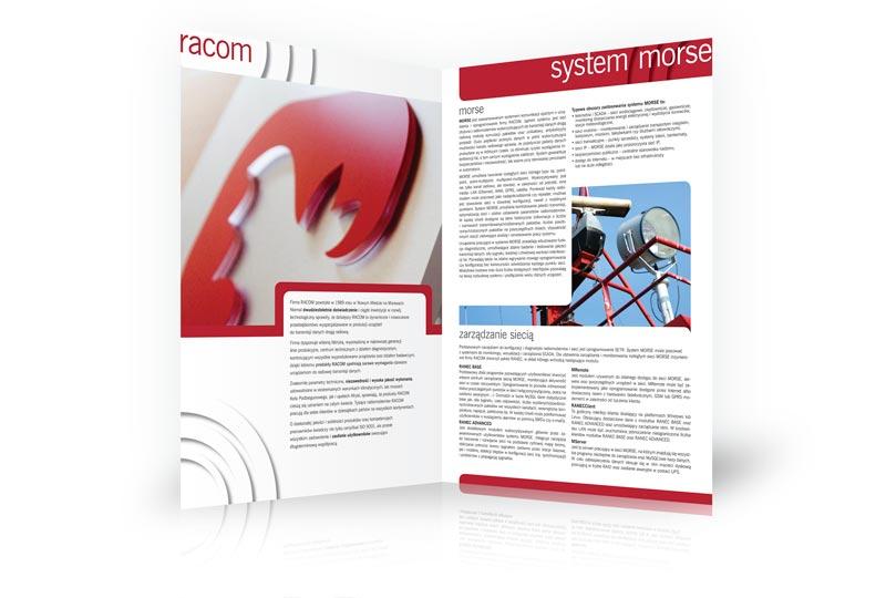 Folder Racom