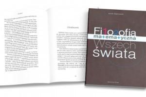 Skład książki Filozofia matematyczna wszechświata