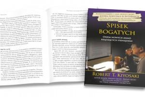 Skład i łamanie książki Spisek bogatych