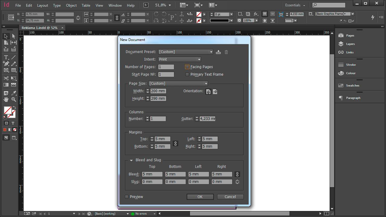 tutorial_indesign-01-format-reklamy-03-utworzenie-dokumetu-indesign