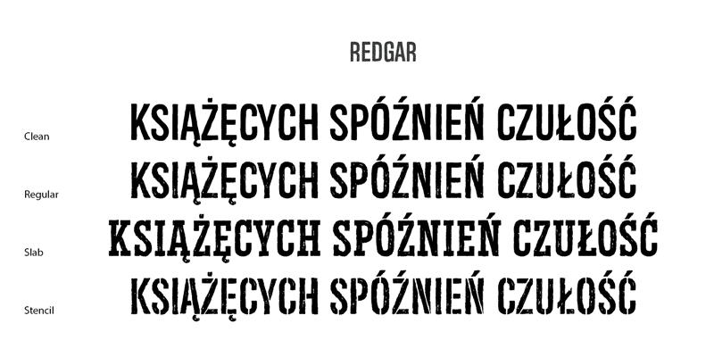 font-redgar-2-1x